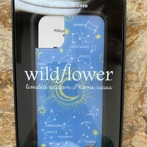 Hannah Meloche Iphone 11 Wildflower Cases!!
